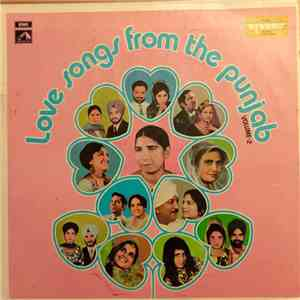 Various - Love Songs From The Punjab (Volume-2)
